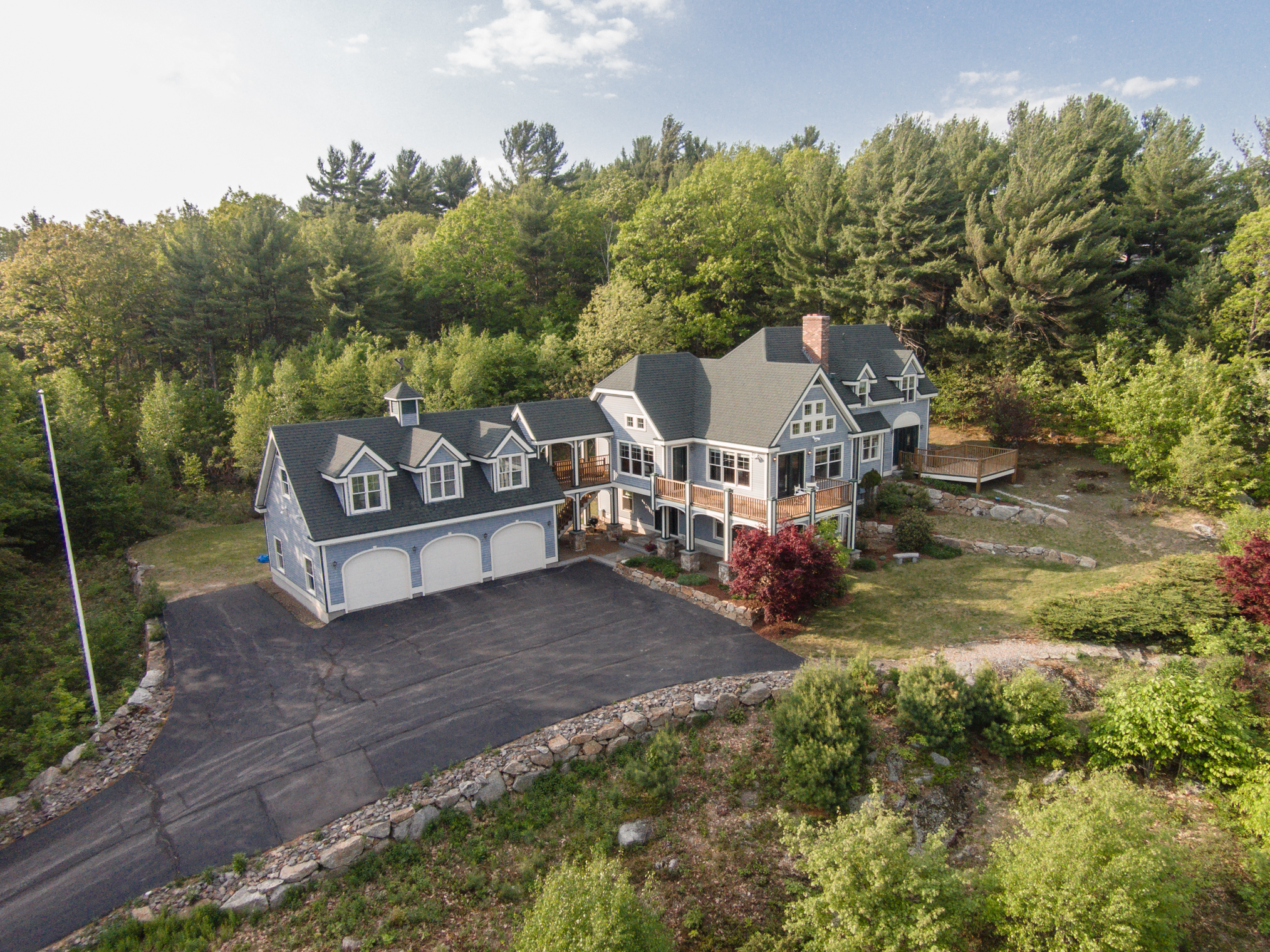 Single Family Home for Sale at 89 Tracy Way, Meredith Meredith, New Hampshire 03253 United States