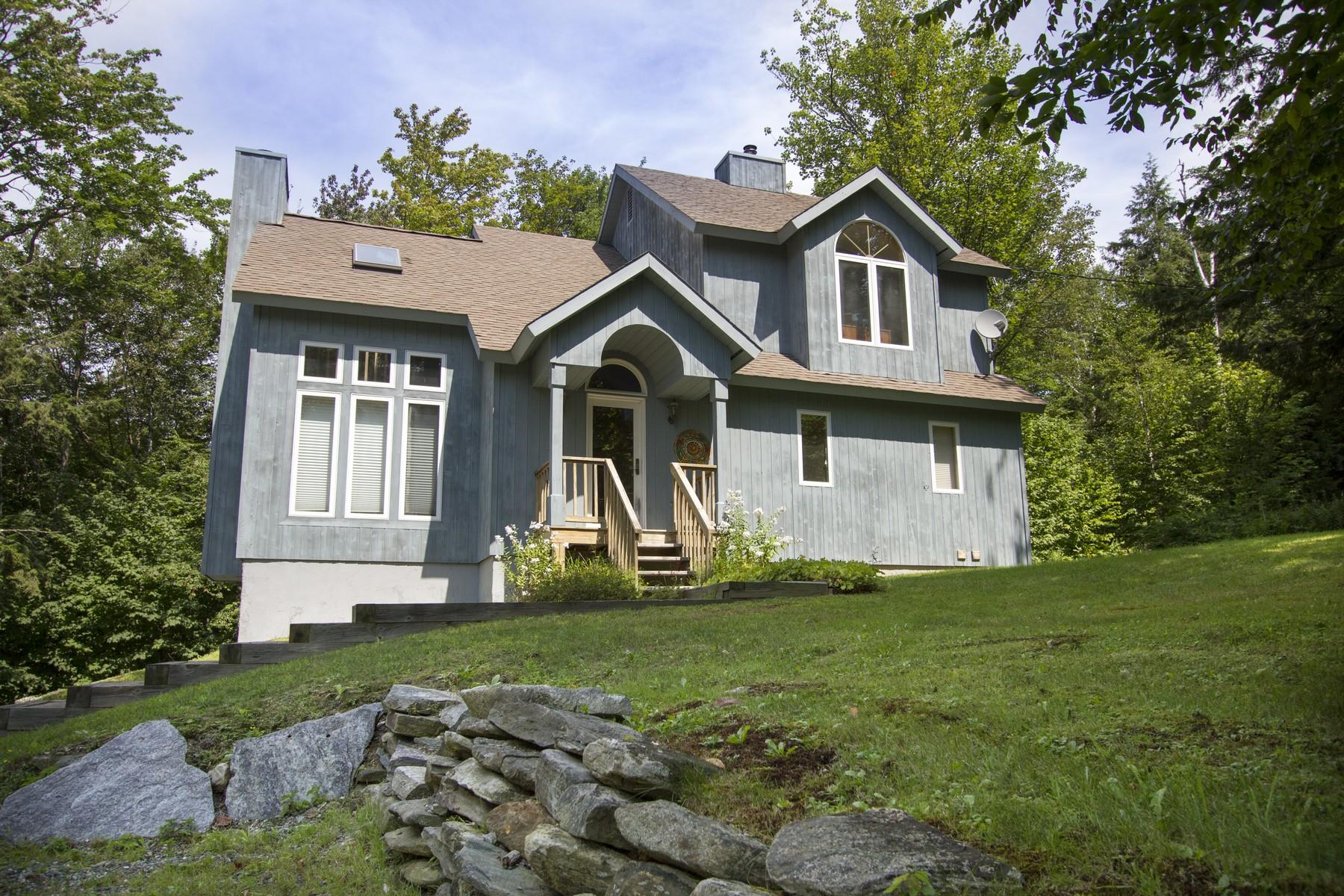 단독 가정 주택 용 매매 에 43 Todd Hill, Winhall Winhall, 베르몬트, 05340 미국
