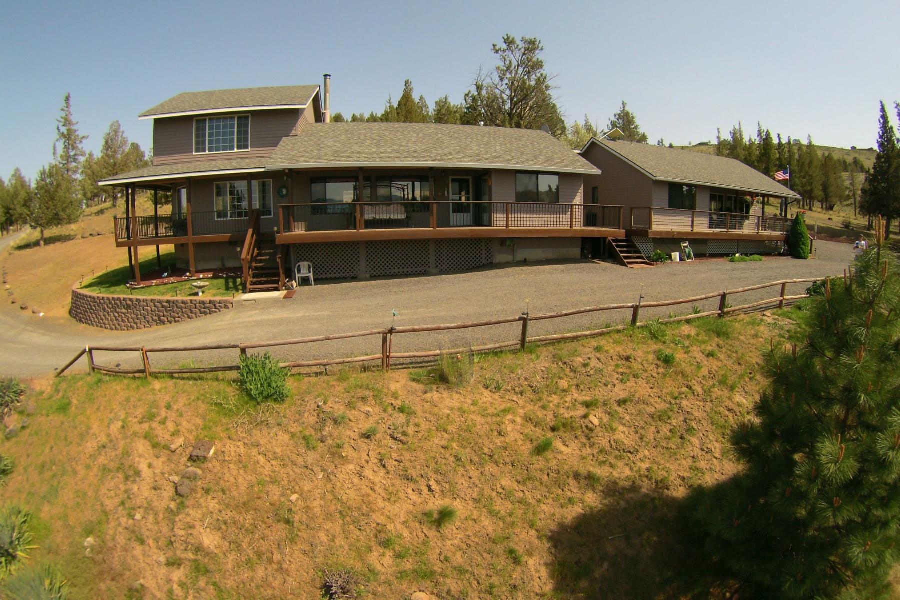 复式单位 为 销售 在 4100 SW Lakeview Drive A & B, CULVER 4100 SW Lakeview Dr A & B 卡尔弗, 俄勒冈州, 97734 美国