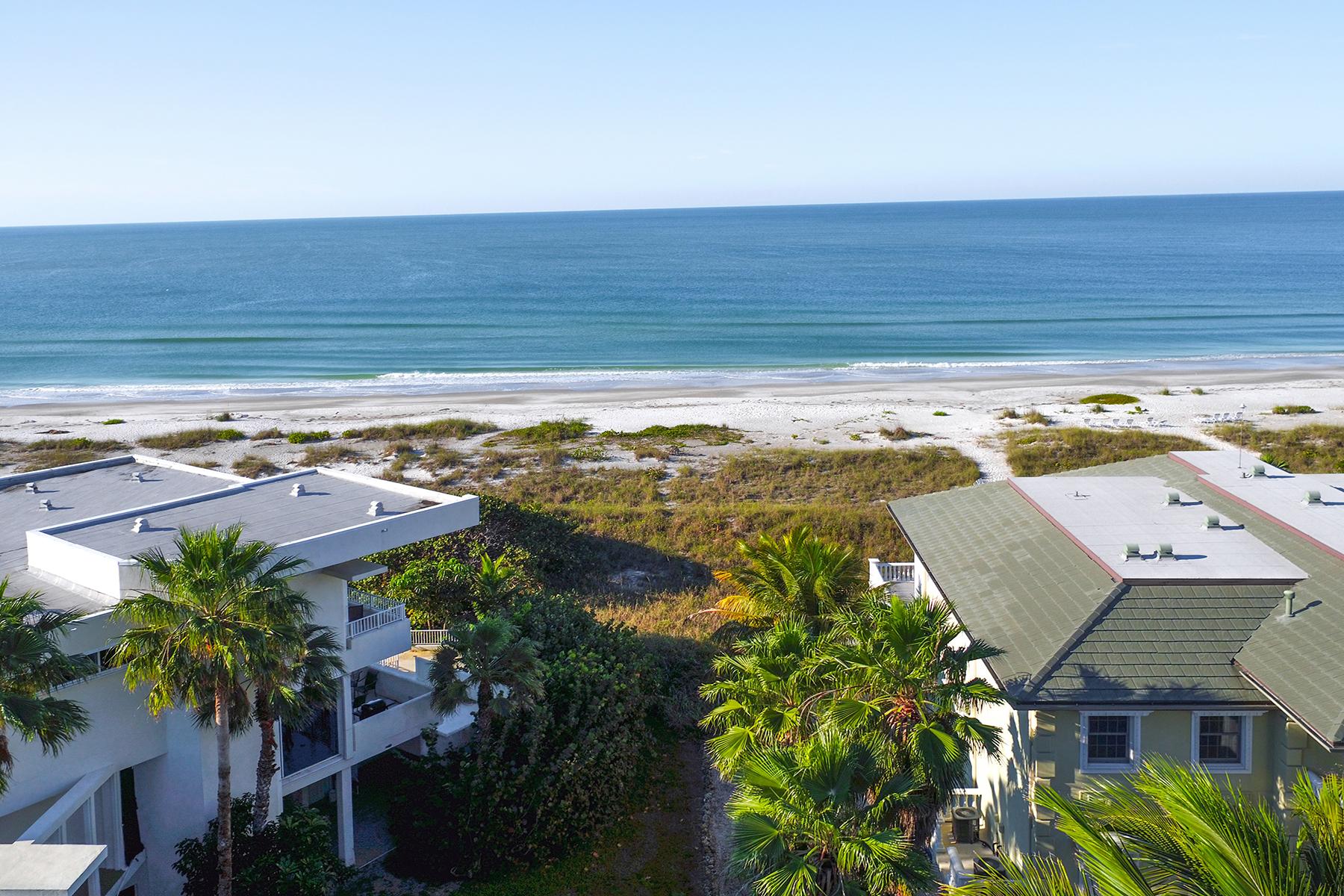 Terrain pour l Vente à LONGBOAT KEY 5809 Gulf Of Mexico Dr 2 Longboat Key, Florida 34228 États-Unis