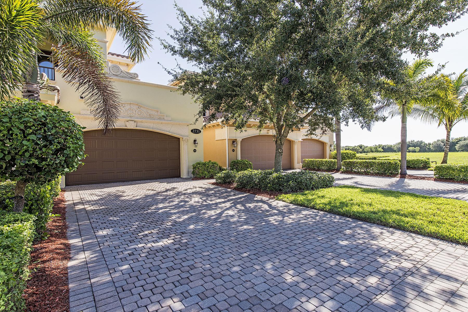 Condominio por un Venta en FIDDLER'S CREEK - CALISTA 2731 Aviamar Cir 203 Naples, Florida 34114 Estados Unidos
