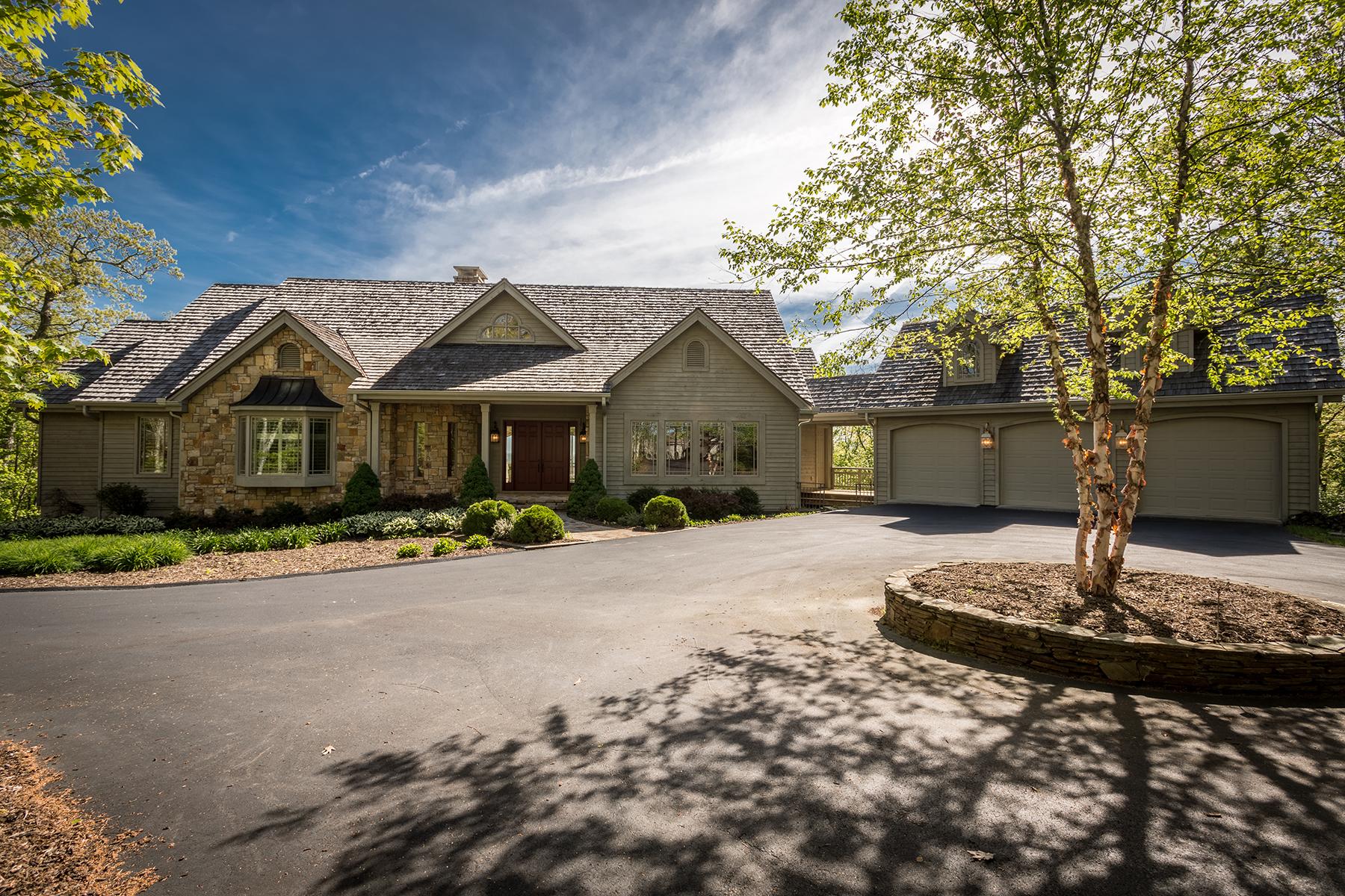 Maison unifamiliale pour l Vente à BANNER ELK - ELK RIVER CLUB 115 Summit Park Drive Banner Elk, Carolina Du Nord 28604 États-Unis