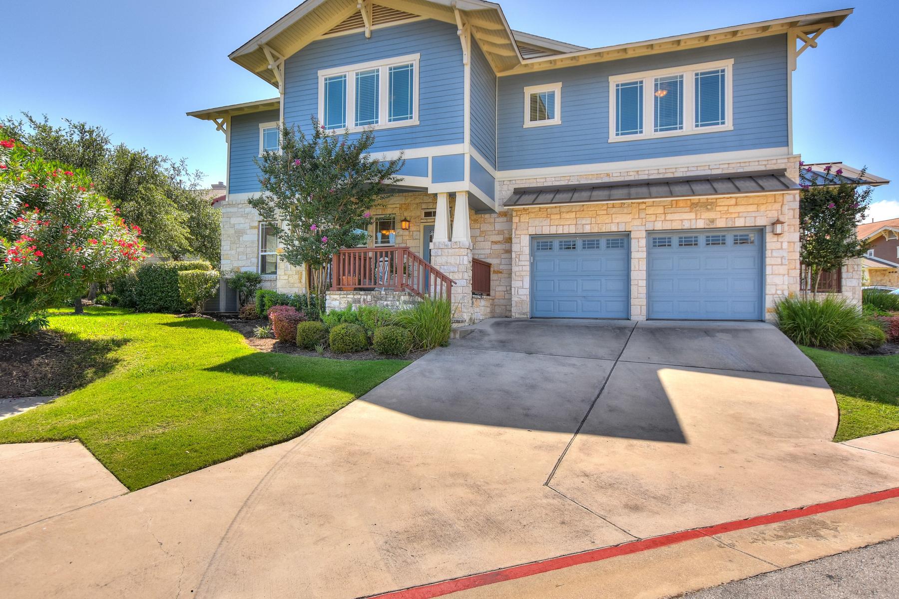 Condominio por un Venta en Luxury Condo in Twin Creeks 2930 Grand Oaks Loop 1603 Cedar Park, Texas 78613 Estados Unidos