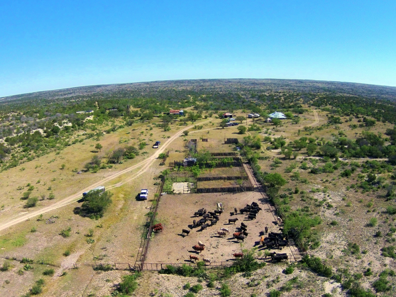 Farm / Ranch / Plantation for Sale at 20,944± Acres Blue Hills Ranch 20,944 +- AC Val Verde County Comstock, Texas 78837 United States