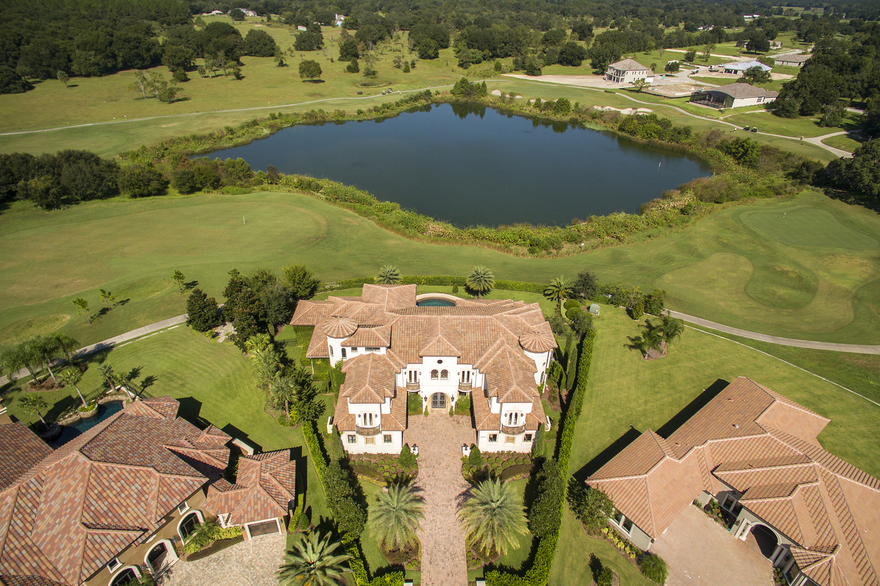 Single Family Home for Sale at ORLANDO - SORRENTO 25602 Grandview Pointe, Sorrento, Florida 32776 United States