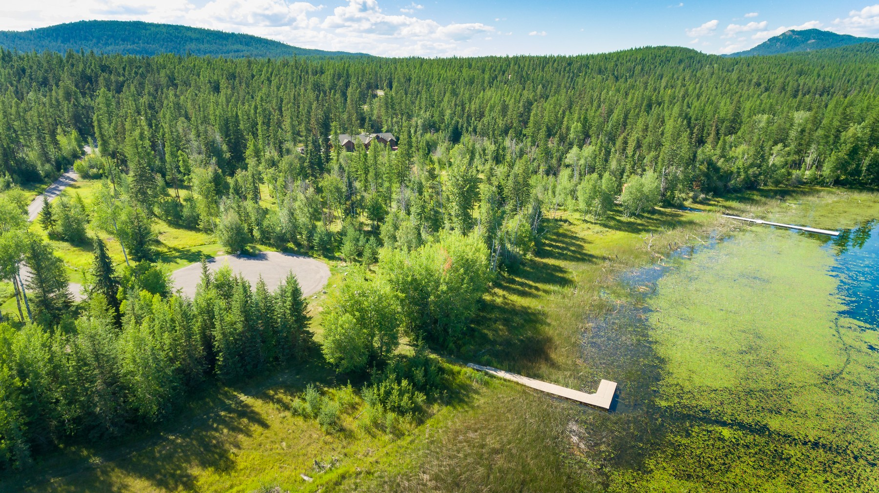 Additional photo for property listing at Whitefish Ranch Road 890  Whitefish Ranch Rd Lot 7 Whitefish, Montana 59937 United States