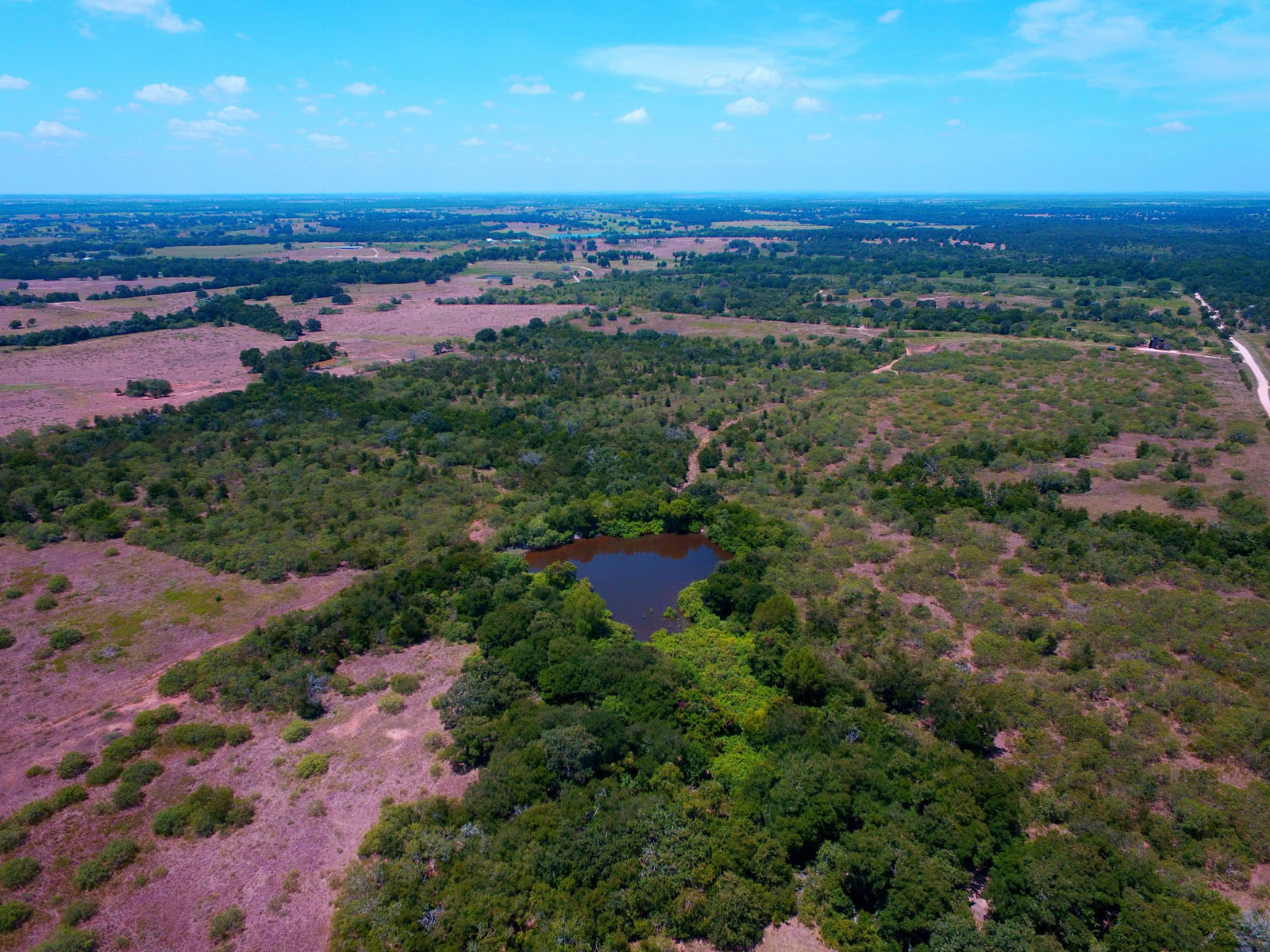Hacienda / Granja / Rancho / Plantación por un Venta en 386 Acre Ranch with All the Trappings 00 Oil Field Rd Lockhart, Texas 78644 Estados Unidos