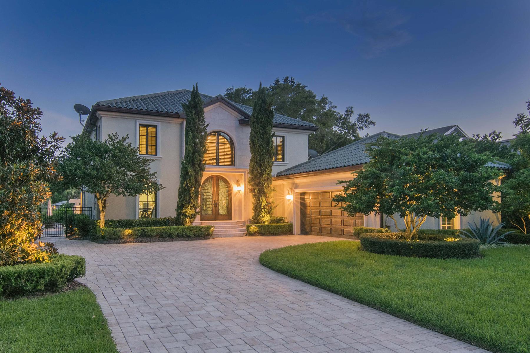Maison unifamiliale pour l Vente à SOUTH TAMPA 5008 W Leona St Tampa, Florida 33629 États-Unis