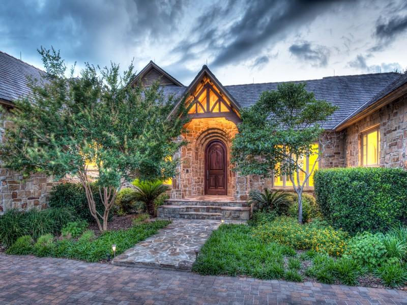 단독 가정 주택 용 매매 에 Gorgeous Texas Hill Country Views 410 Paradise Point Dr Boerne, 텍사스 78006 미국