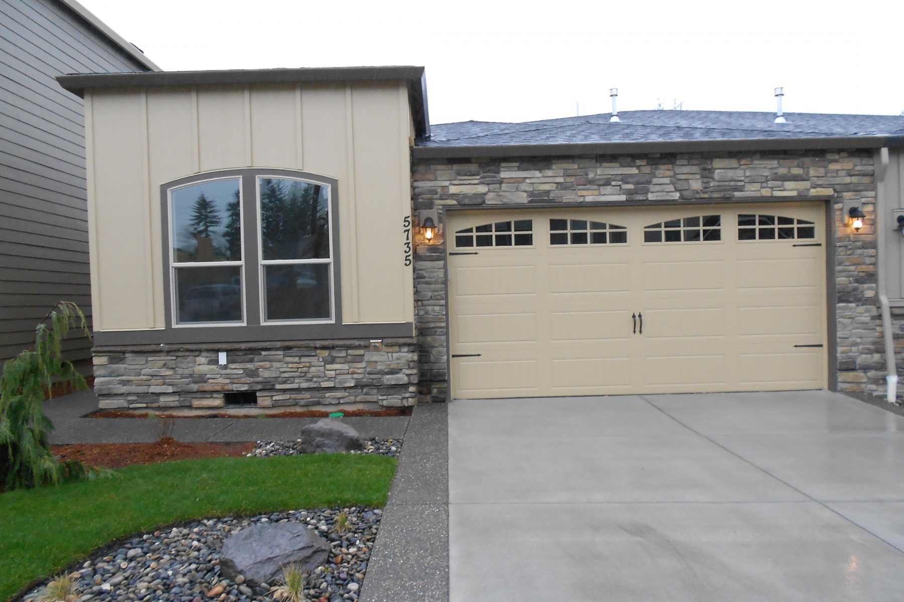 Single Family Home for Sale at Brand New 1 Level!! 5735 NW 26TH Ave Camas, Washington 98607 United States