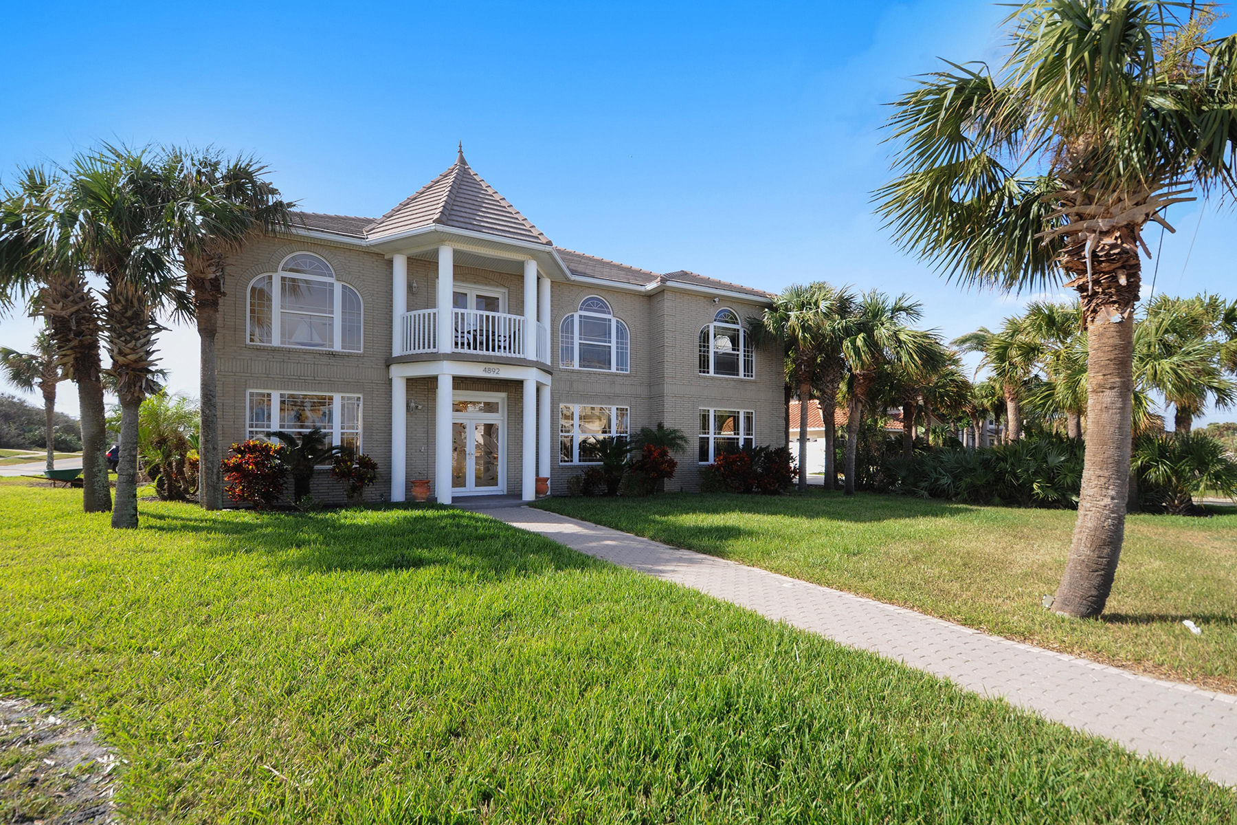 Maison unifamiliale pour l Vente à 4892 S Atlantic Ave , Ponce Inlet, FL 32127 Ponce Inlet, Florida, 32127 États-Unis