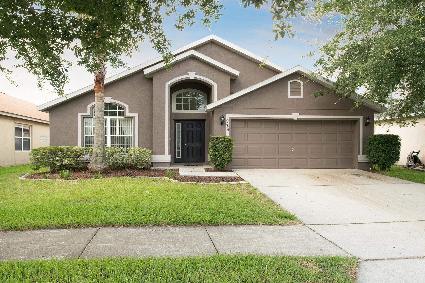 Single Family Home for Sale at ORLANDO 8345 Lake Amhurst Trl Orlando, Florida, 32829 United States