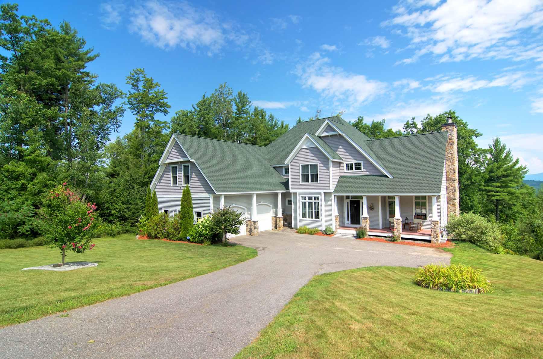 Частный односемейный дом для того Продажа на 43 Windjammer Rdg, Laconia Laconia, Нью-Гэмпшир 03246 Соединенные Штаты