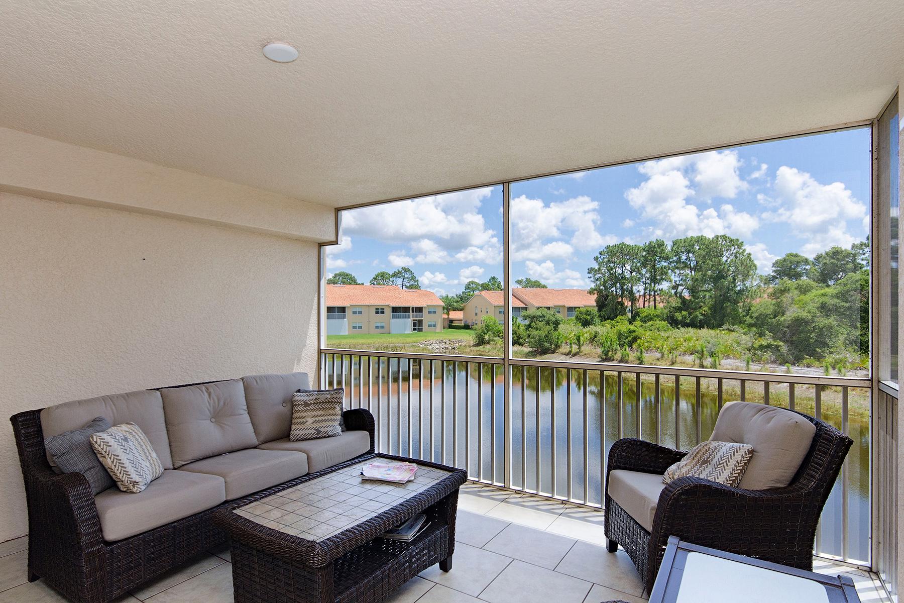 Condomínio para Venda às GARDENS AT BERMUDA LINKS 26630 Rosewood Pointe Dr 204 Bonita Springs, Florida, 34135 Estados Unidos