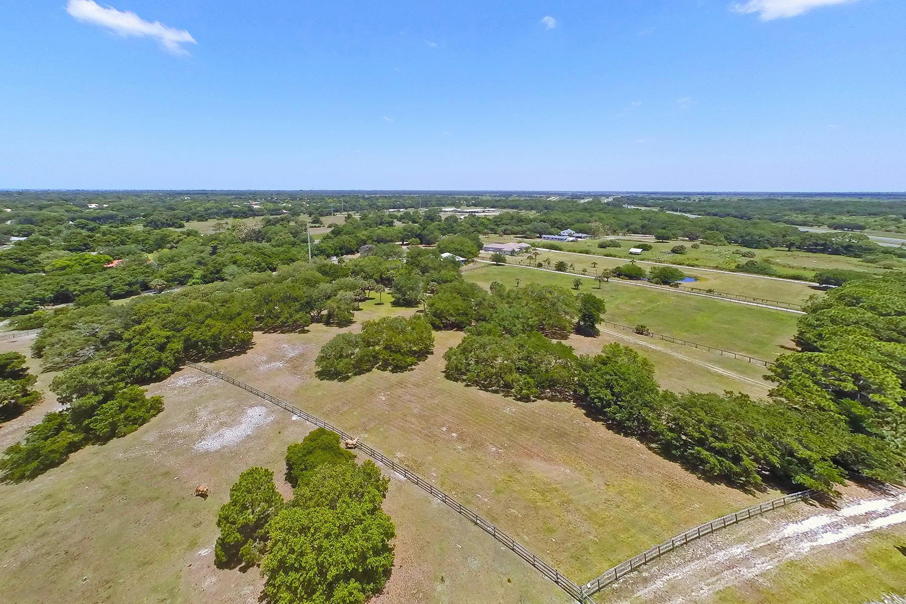 Land für Verkauf beim OAK RIDGE FARMS Ranch Rd E Nokomis, Florida 34275 Vereinigte Staaten