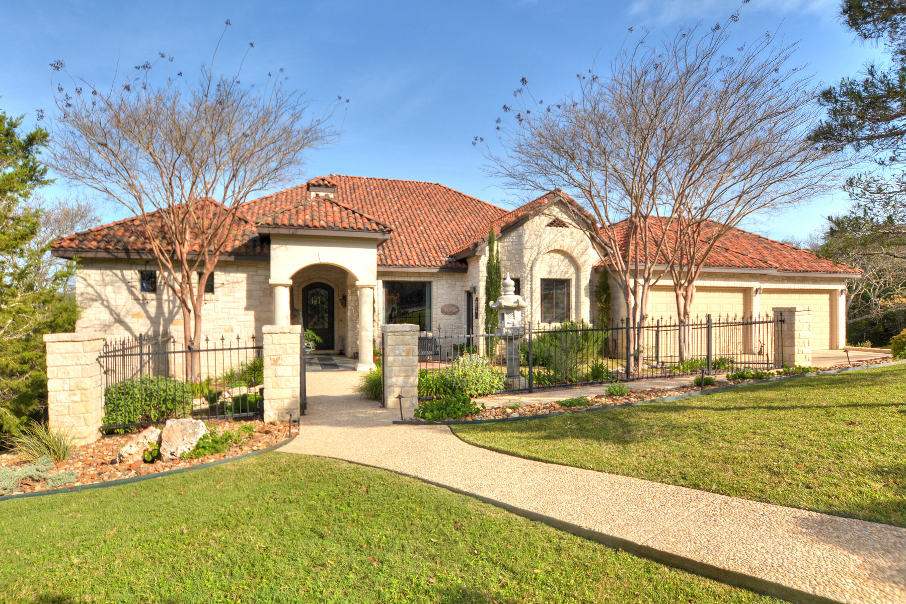 sales property at Stunning Hill Top Home in Tapatio Springs