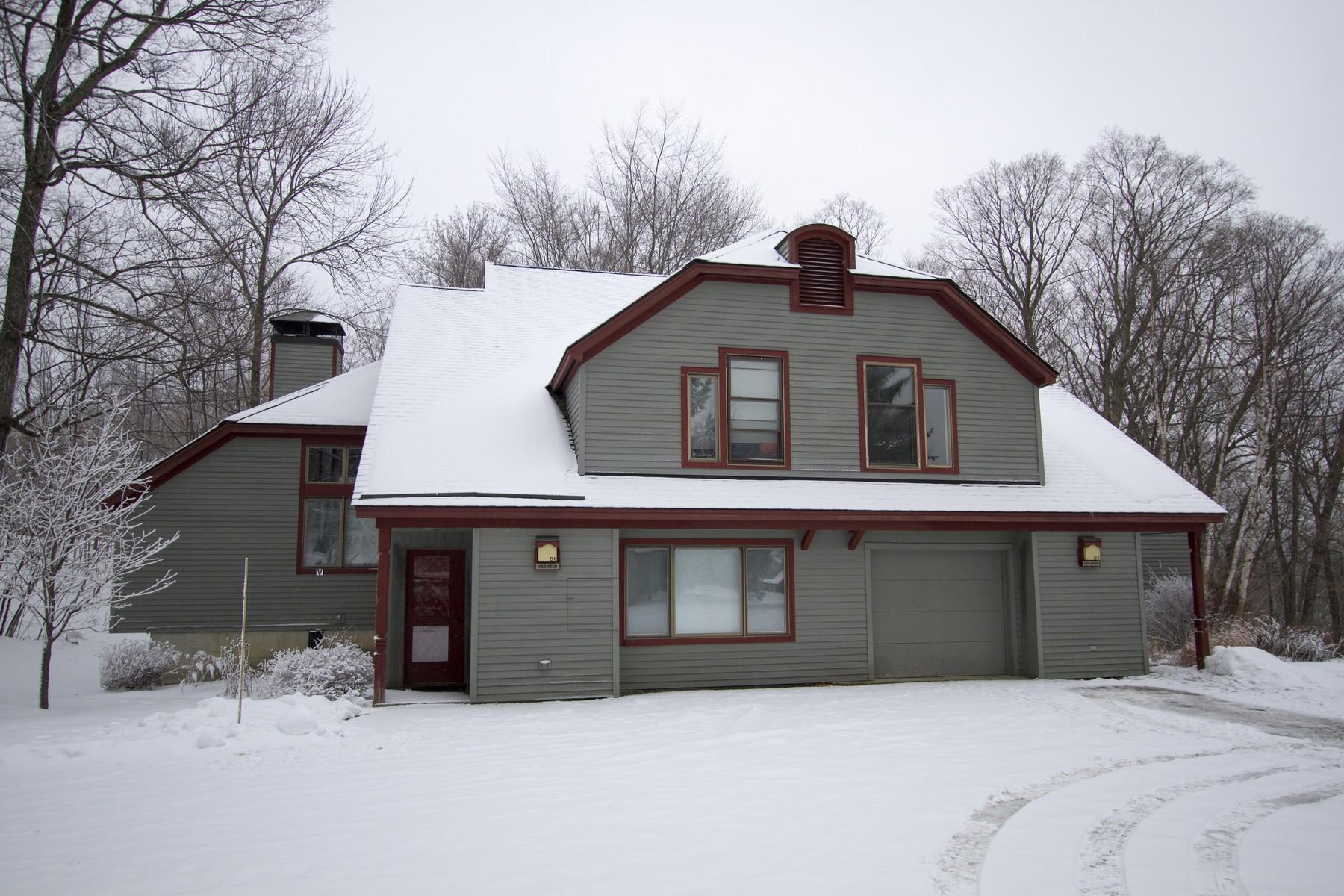 Condominium for Sale at D-1 Cobble Ridge Road D1, Winhall Winhall, Vermont, 05340 United States