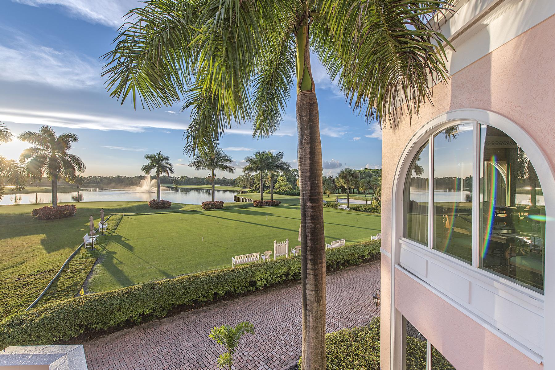 共管式独立产权公寓 为 销售 在 MONTCLAIR - AUDUBON 559 Audubon Blvd 202 那不勒斯, 佛罗里达州, 34110 美国