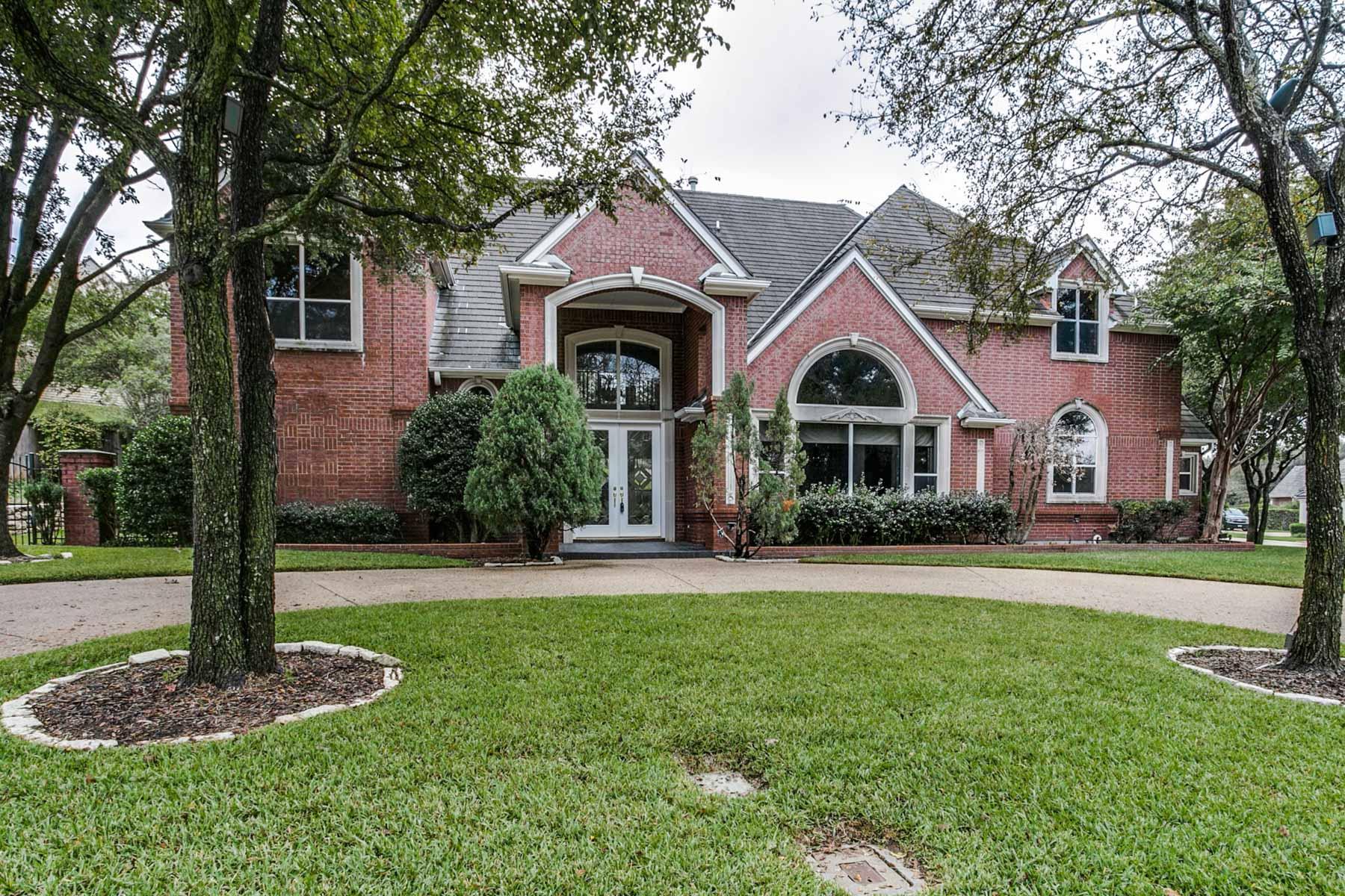 一戸建て のために 売買 アット 7029 Saucon Valley Drive, Fort Worth Fort Worth, テキサス, 76132 アメリカ合衆国
