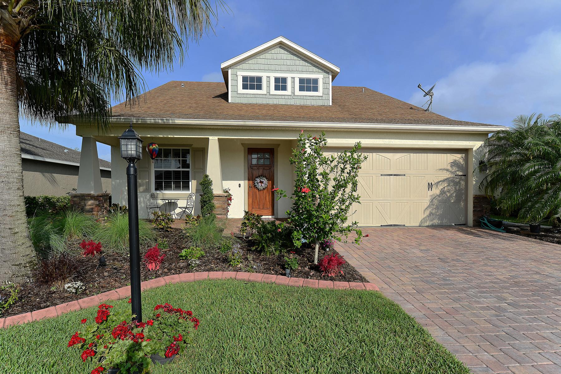 Nhà ở một gia đình vì Bán tại COTTAGES AT BLU VISTA 7124 34th St E Sarasota, Florida, 34243 Hoa Kỳ