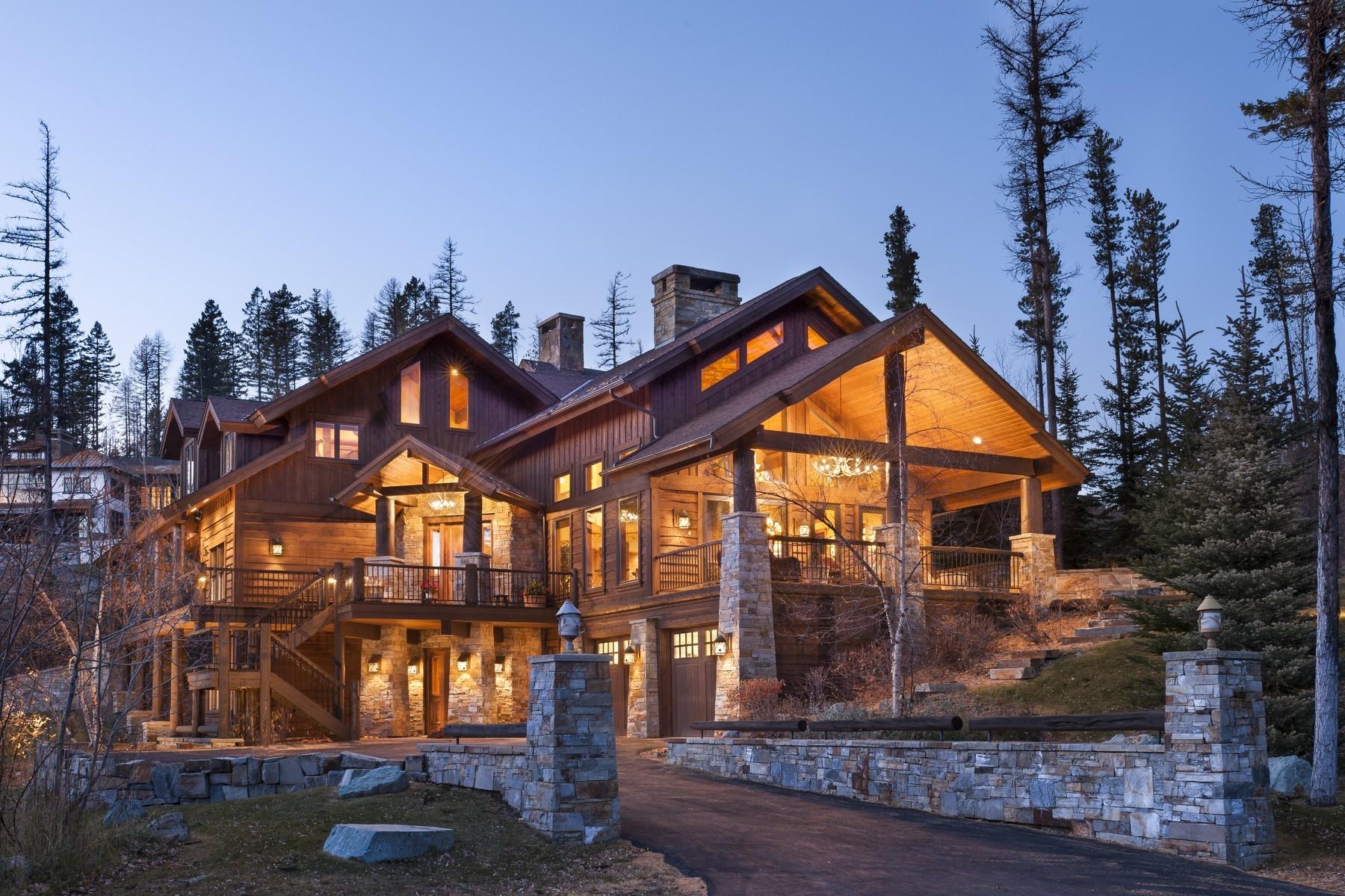 sales property at 190 Ridge Run Dr , Whitefish, MT 59937