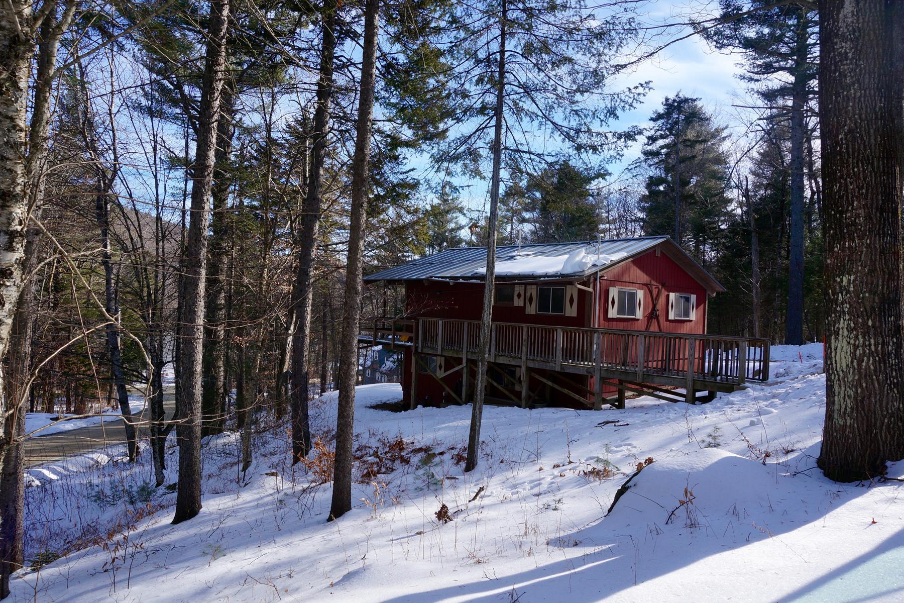 Maison unifamiliale pour l Vente à 6 High Ridge, Newbury 6 High Ridge Rd Newbury, New Hampshire 03255 États-Unis