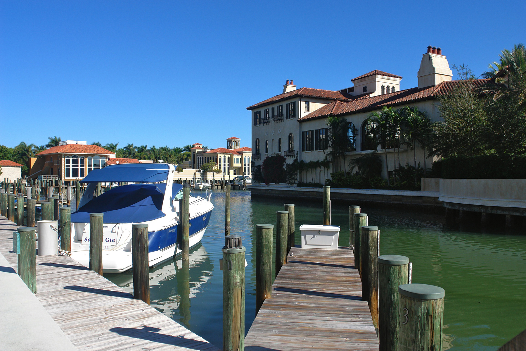 Property For Sale at PARK SHORE - VENETIAN BAY YACHT CLUB