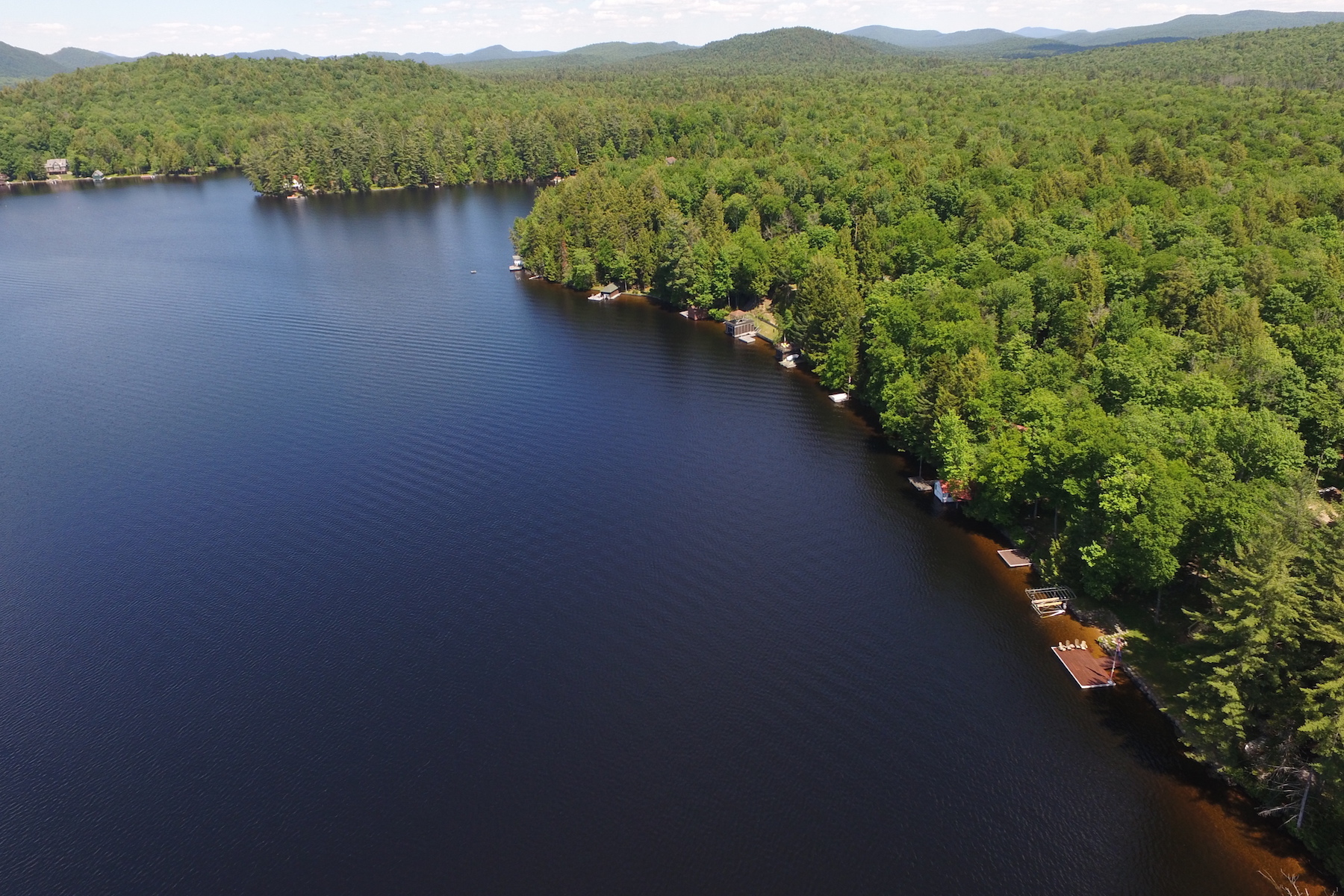 Single Family Home for Sale at Lakefront Camp on Third Lake 197 Old Boy Scout Road Old Forge, 13420 United States
