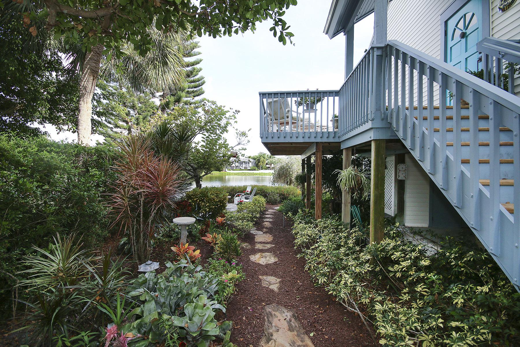 Single Family Home for Sale at DUNES 1429 Sandpiper Cir Sanibel, Florida 33957 United States