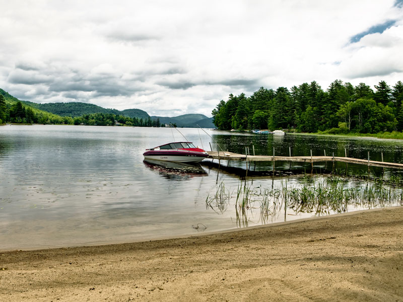 Additional photo for property listing at Brant Lake Waterfront 6929  State Route 8 Horicon, New York 12815 États-Unis