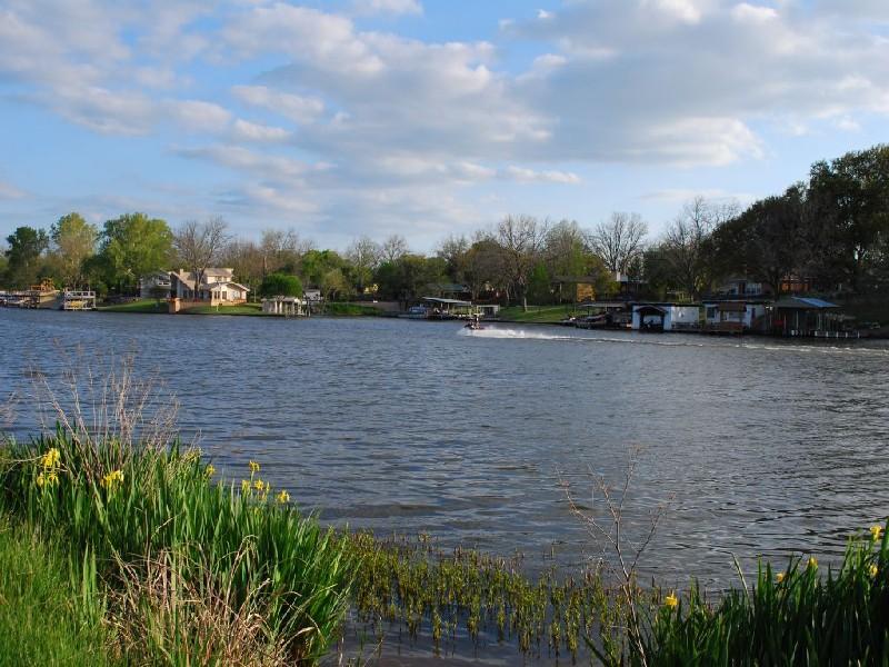 토지 용 매매 에 The Estates on the River Lot Lot 39 Lone Oak Dr Burnet, 텍사스 78611 미국