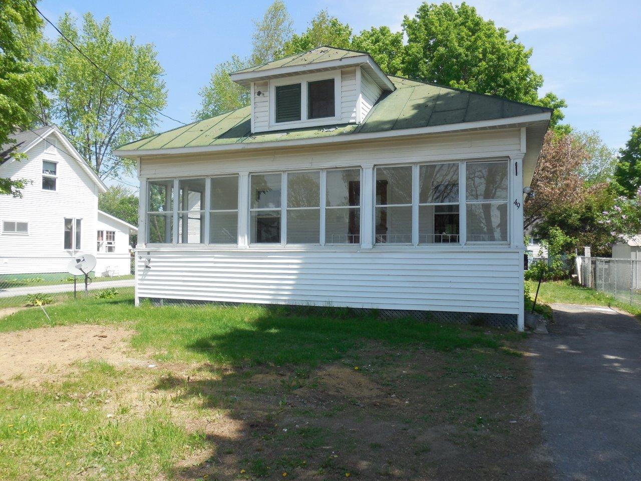 獨棟家庭住宅 為 出售 在 49 Greenwich St, Swanton Swanton, 佛蒙特州 05488 美國