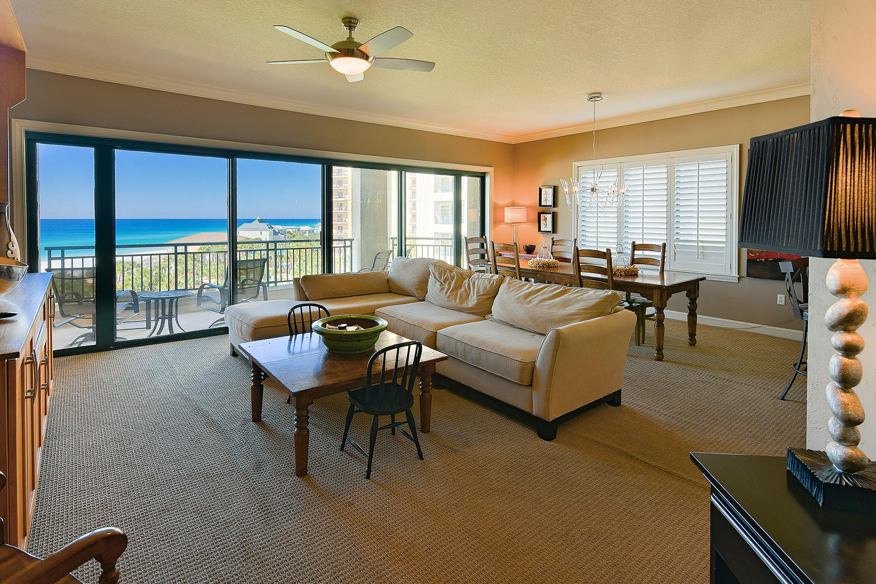 Condominium for Sale at UNOBSTRUCTED WATERFRONT SUNSETS 4518 Southwinds Dr 4518 Miramar Beach, Florida 32550 United States