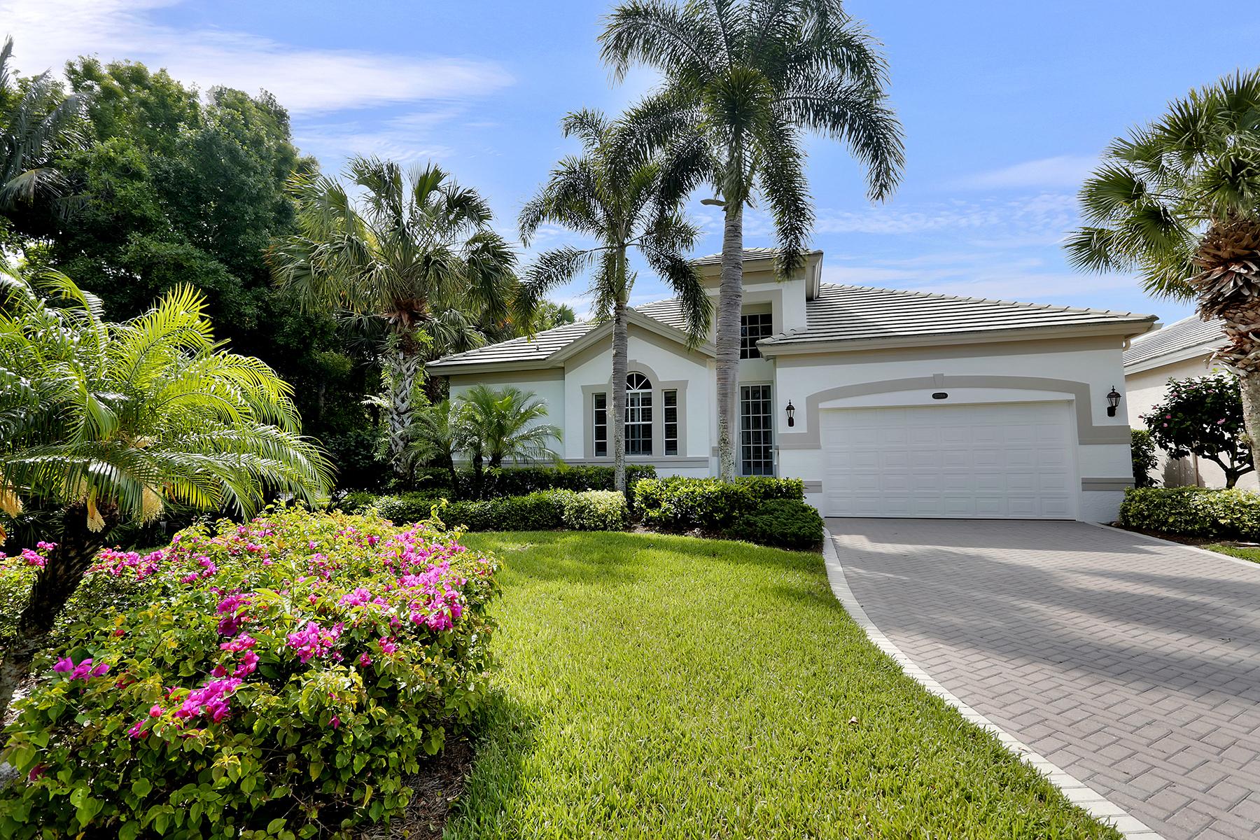 Maison unifamiliale pour l Vente à BONITA BAY - BAY HARBOR 27188 Shell Ridge Cir Bonita Springs, Florida 34134 États-Unis