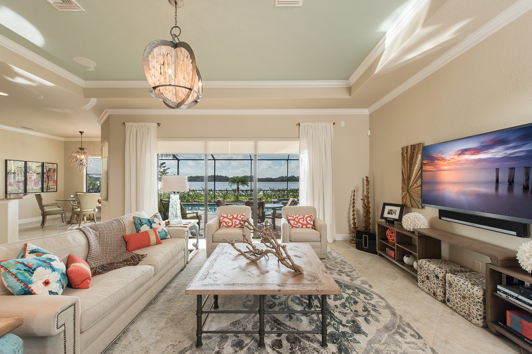 Single Family Home for Sale at 10050 Biscayne Bay Ln , Naples, FL 34120 10050 Biscayne Bay Ln Naples, Florida 34120 United States