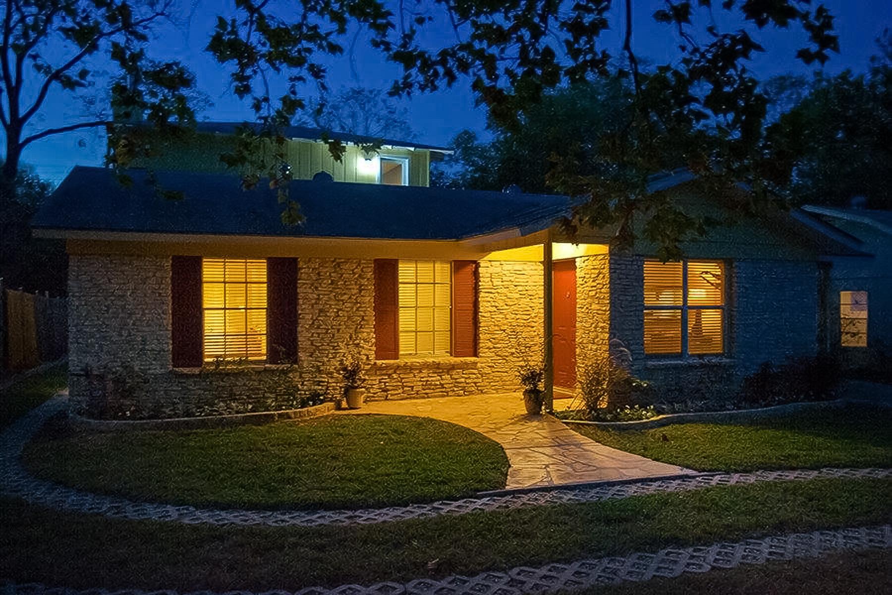 Other Residential for Rent at Unique Remodel in Sherwood Oaks 2700 Friar Tuck Ln Austin, Texas 78704 United States