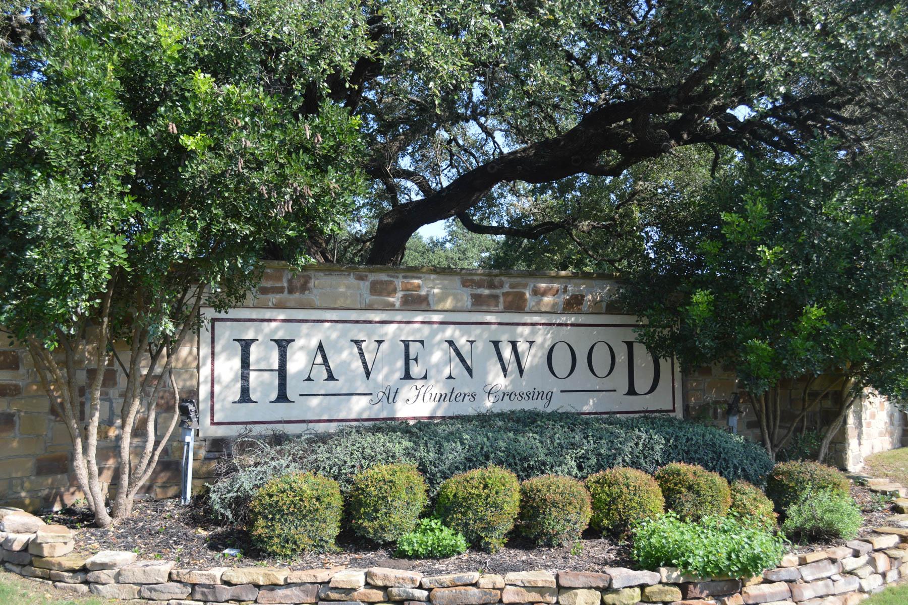 Terreno por un Venta en Oversized Lot in the Prestigious Havenwood 807 Haven Point Loop New Braunfels, Texas 78132 Estados Unidos
