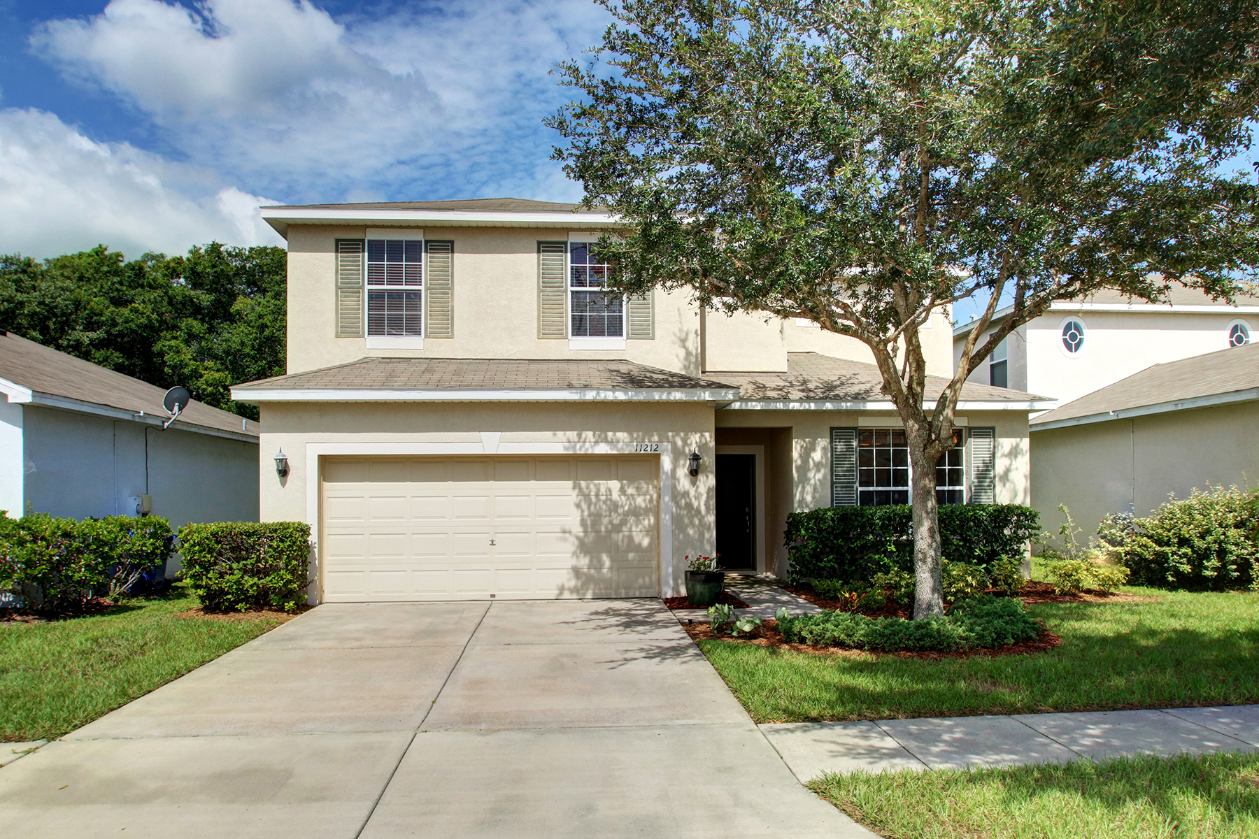 단독 가정 주택 용 매매 에 TAMPA 11212 Madison Park Dr Tampa, 플로리다 33625 미국