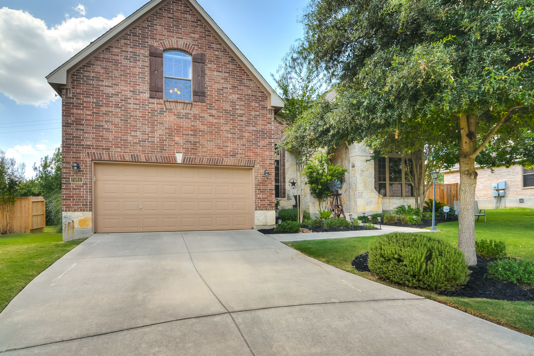 Single Family Home for Sale at Beautiful Home in Two Creeks 24911 Kiowa Crk San Antonio, Texas 78255 United States