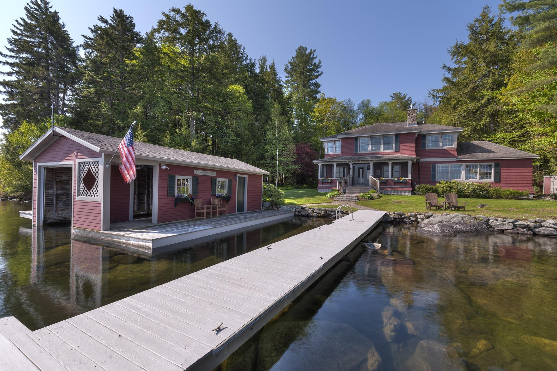 Single Family Home for Sale at Lake, Sunapee Lake Ave Sunapee, New Hampshire, 03782 United States
