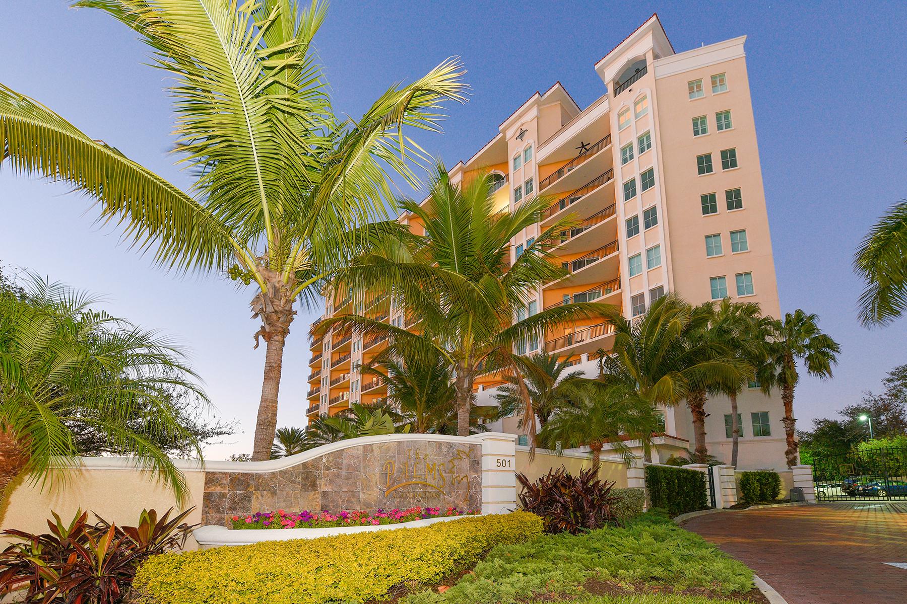 Condominio por un Venta en THE PALMS AT RIVIERA DUNES 501 Haben Blvd 405 Palmetto, Florida, 34221 Estados Unidos