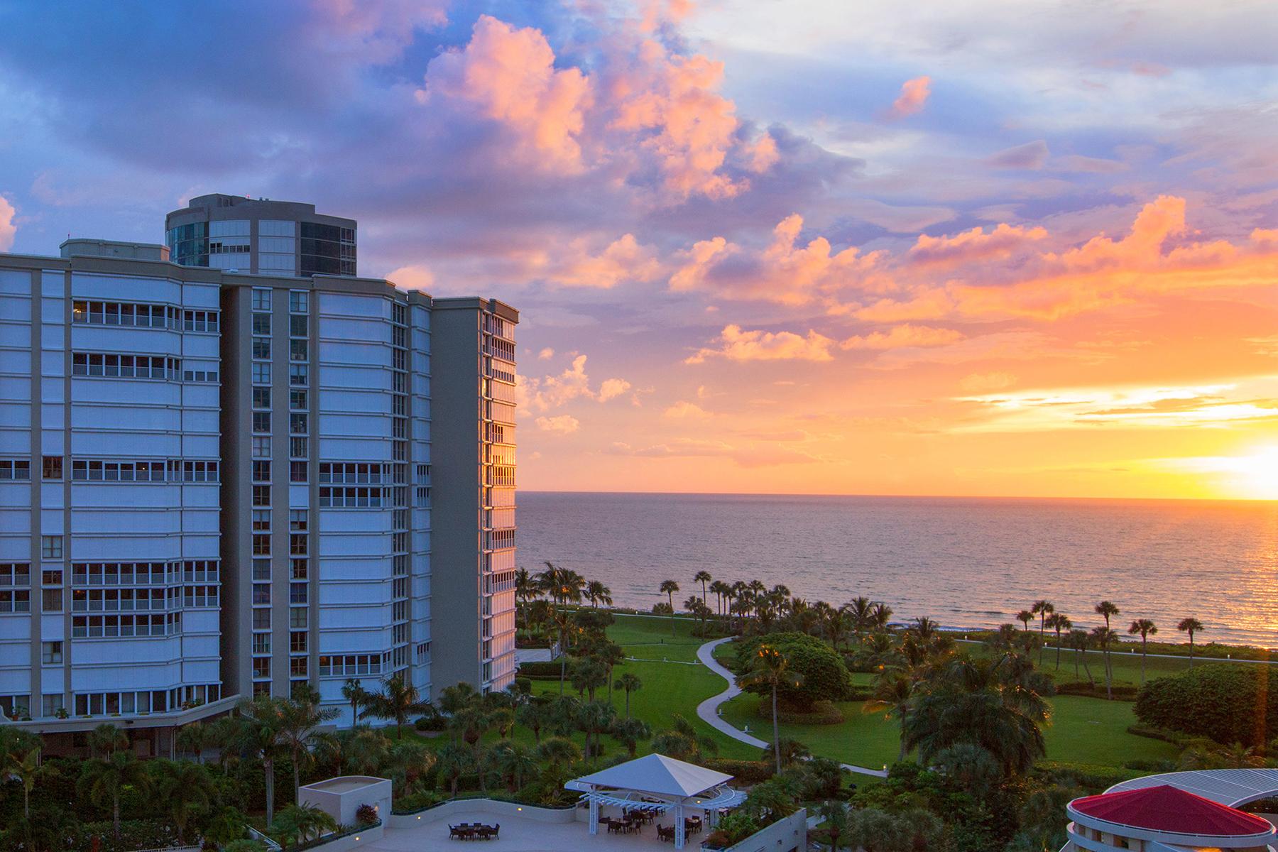 Condominio per Vendita alle ore PARK SHORE - ARIA 4501 Gulf Shore Blvd N Unit 901 Naples, Florida, 34103 Stati Uniti