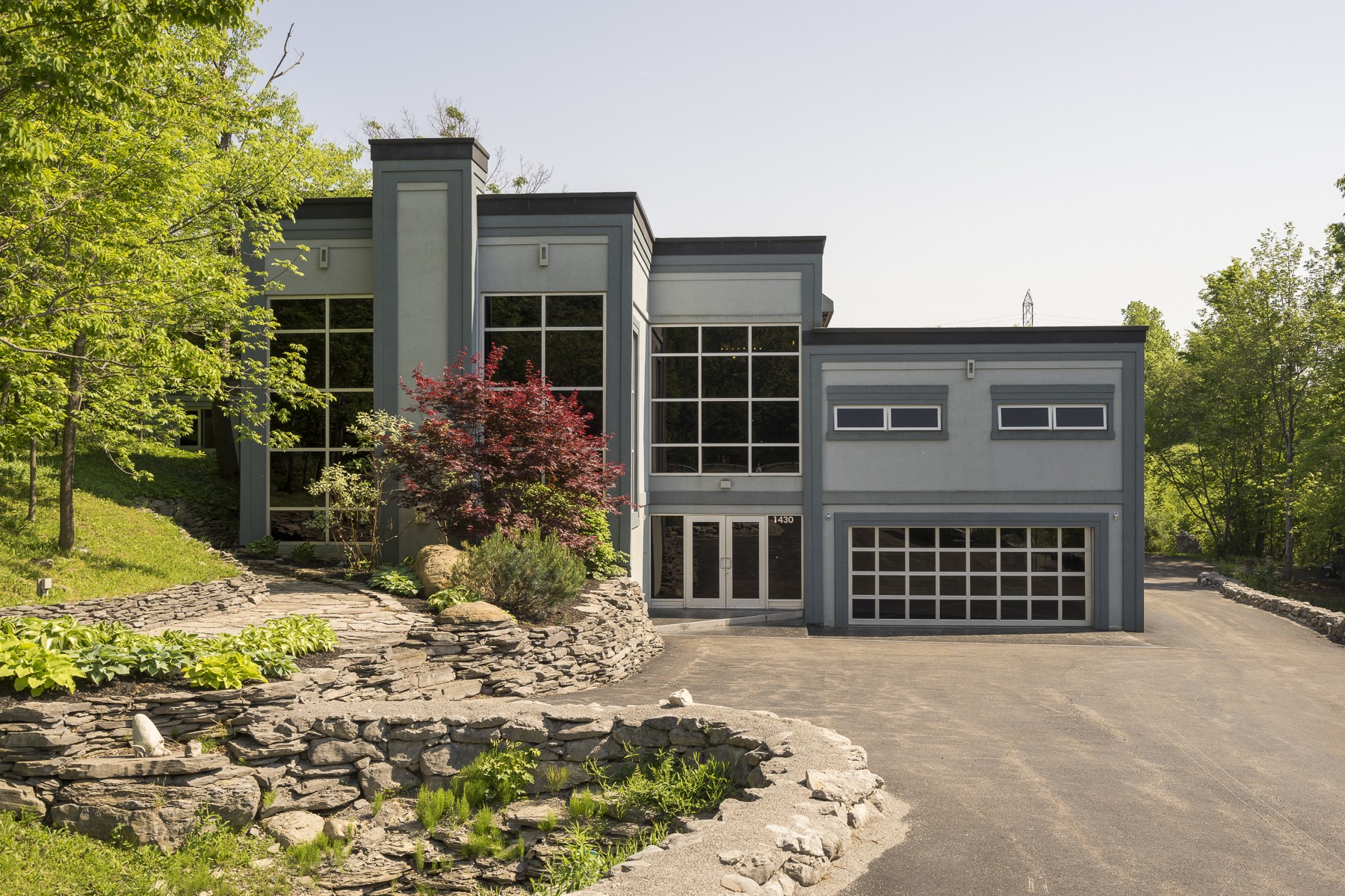 Single Family Home for Sale at Spectacular Contemporary Living! 1430 Bullis Rd Elma, 14059 United States