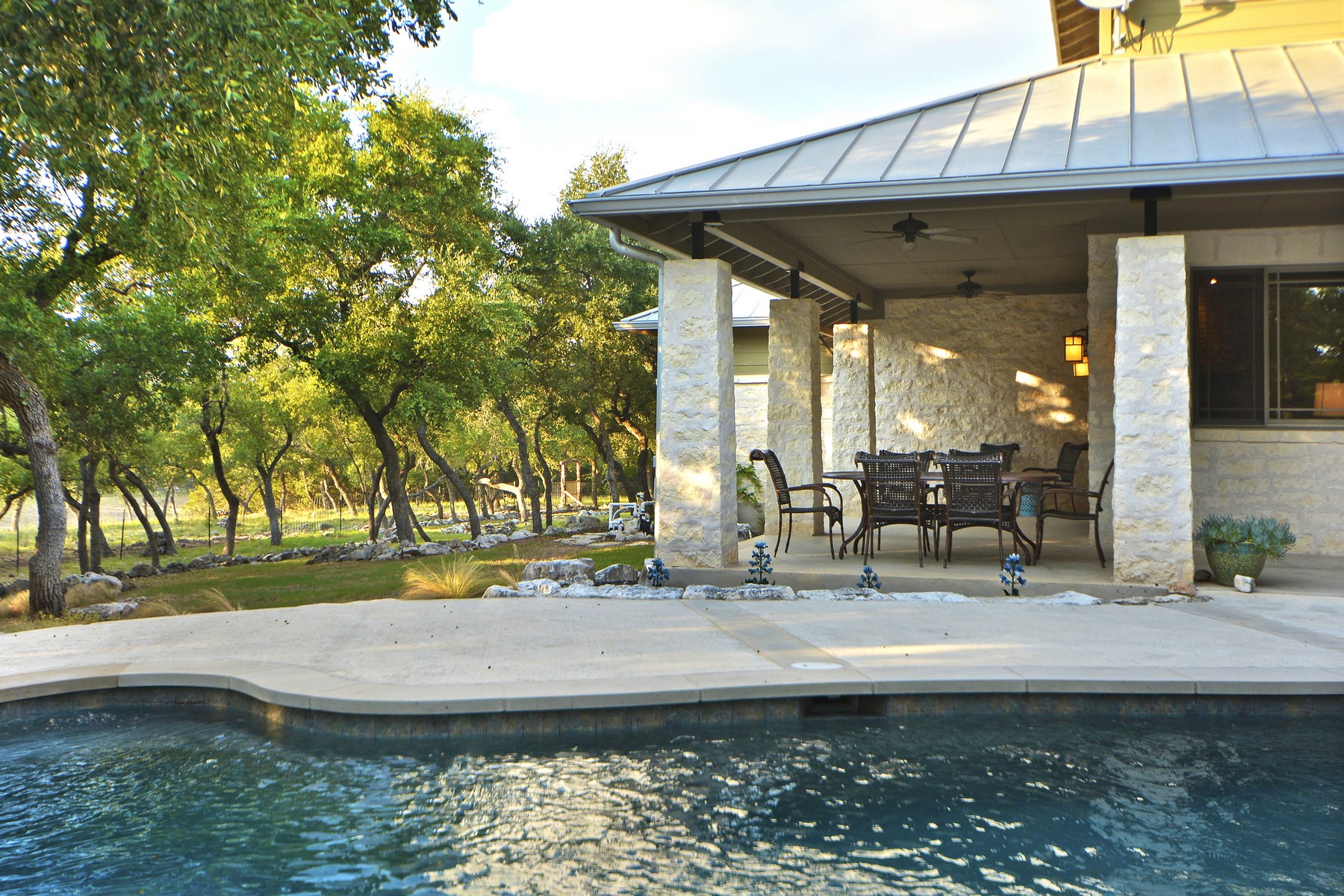 Additional photo for property listing at Wimberley Wonder on 10 acres 322 Trail Ridge Rd Wimberley, Texas 78676 United States