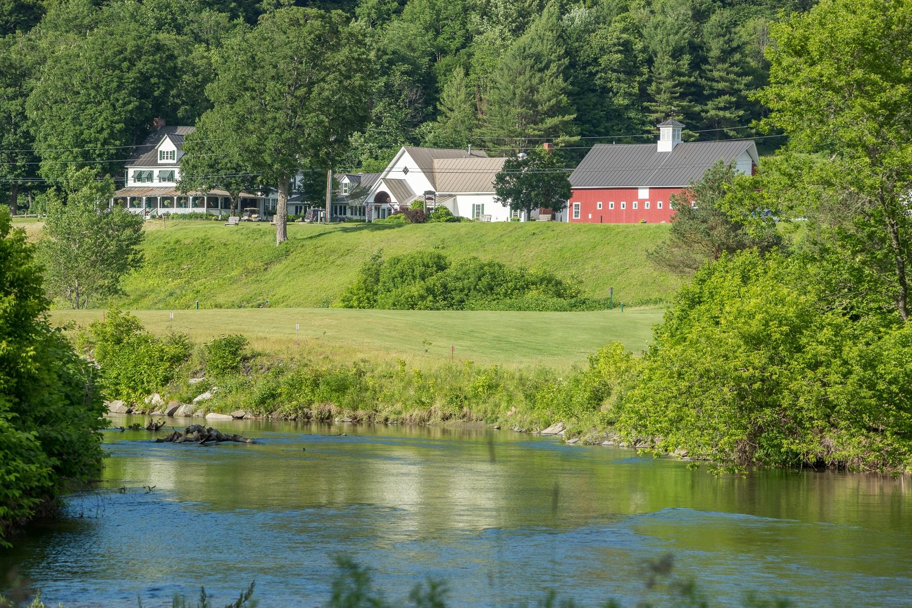 Single Family Home for Sale at 665 Stock Farm Road, Randolph 665 Stock Farm Rd Randolph, Vermont, 05060 United States