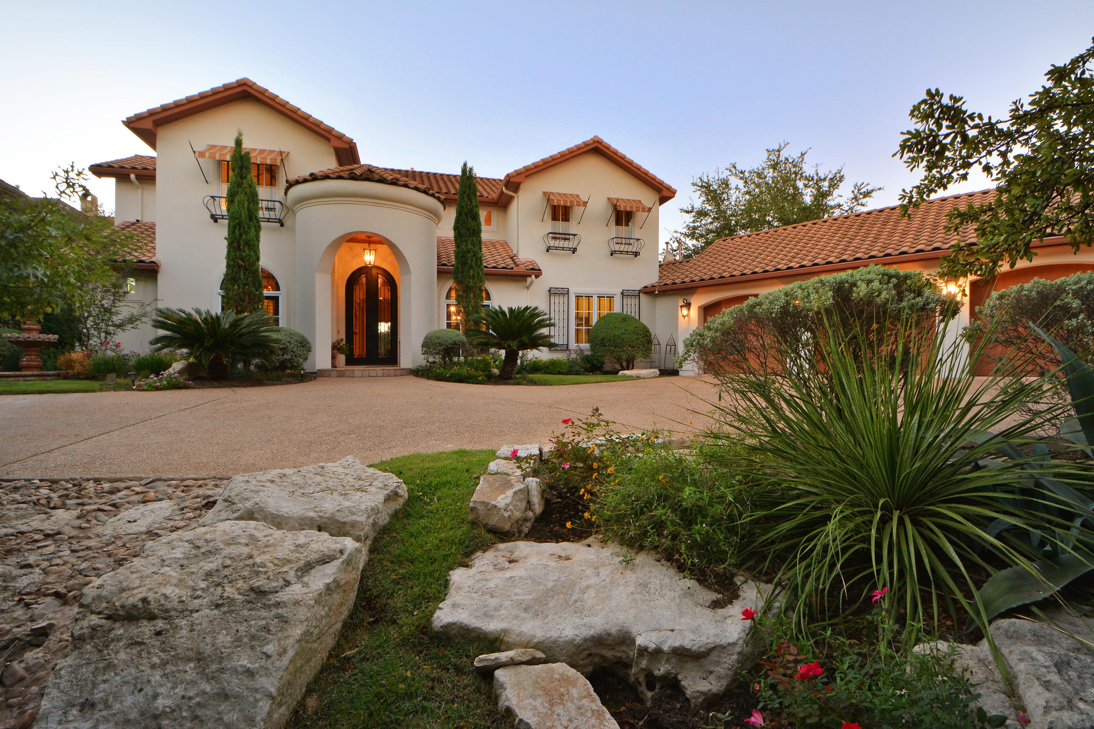 獨棟家庭住宅 為 出售 在 Barton Creek Luxury 1304 Barton Creek Blvd Austin, 德克薩斯州, 78735 美國