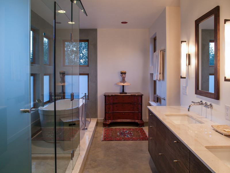 Additional photo for property listing at Contemporary Masterpiece 216 Broadway Boulevard Ketchum, Idaho 83340 États-Unis