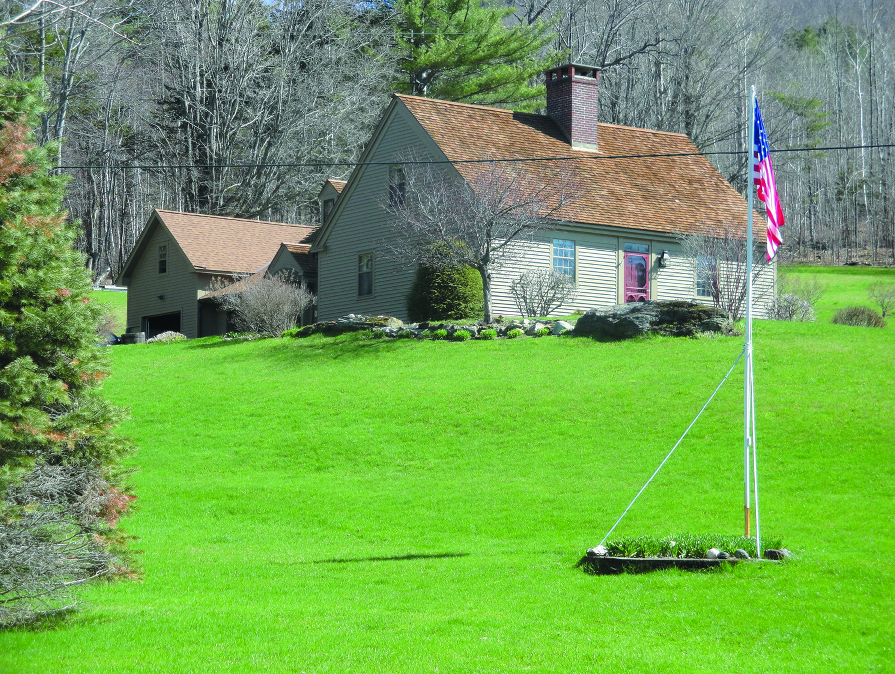 Частный односемейный дом для того Продажа на 1920 Green Hill, Danby 1920 Green Hill Rd Danby, 05739 Соединенные Штаты