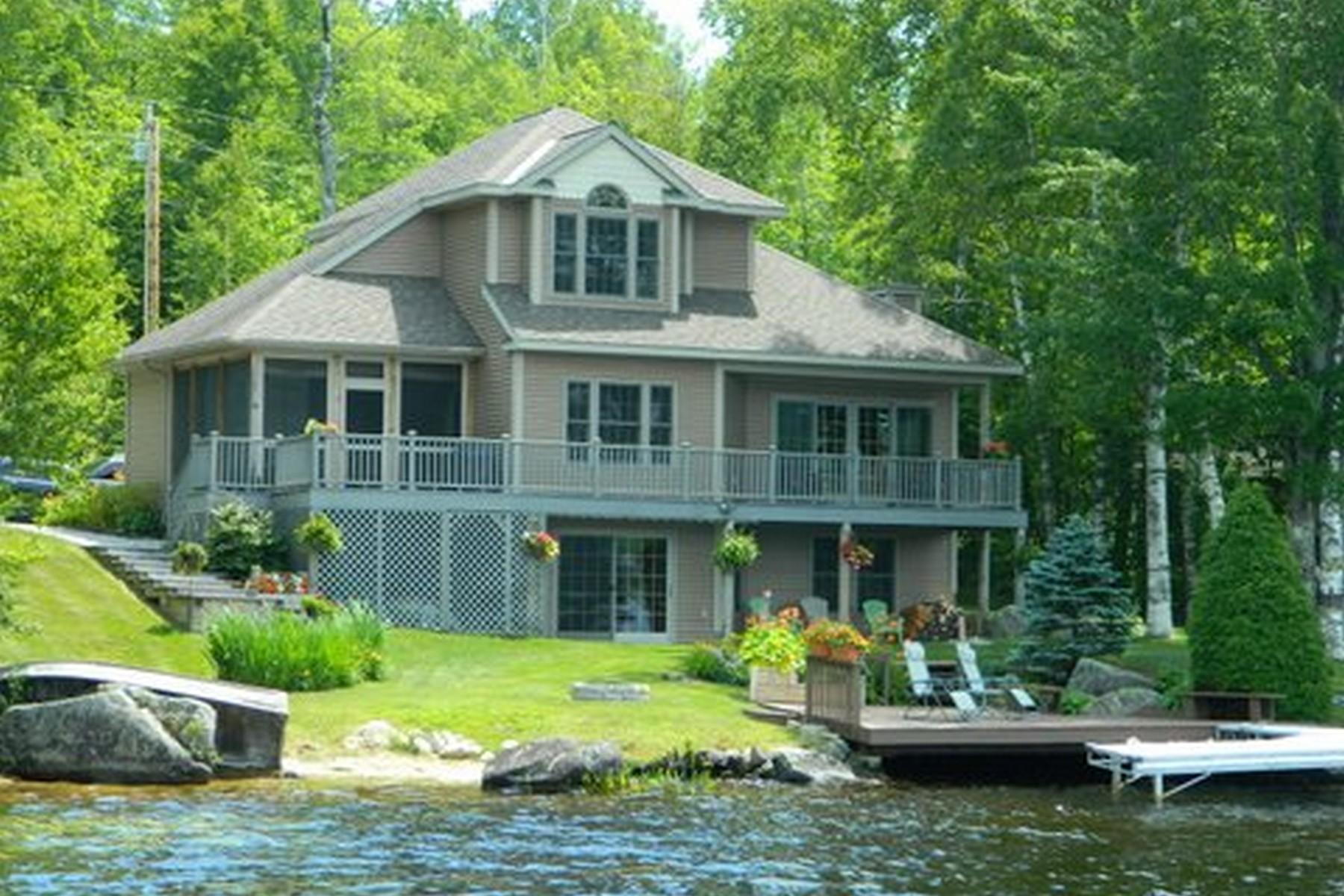 Einfamilienhaus für Verkauf beim Lake Groton Sunsets 398 Sunset Trl Groton, Vermont, 05046 Vereinigte Staaten