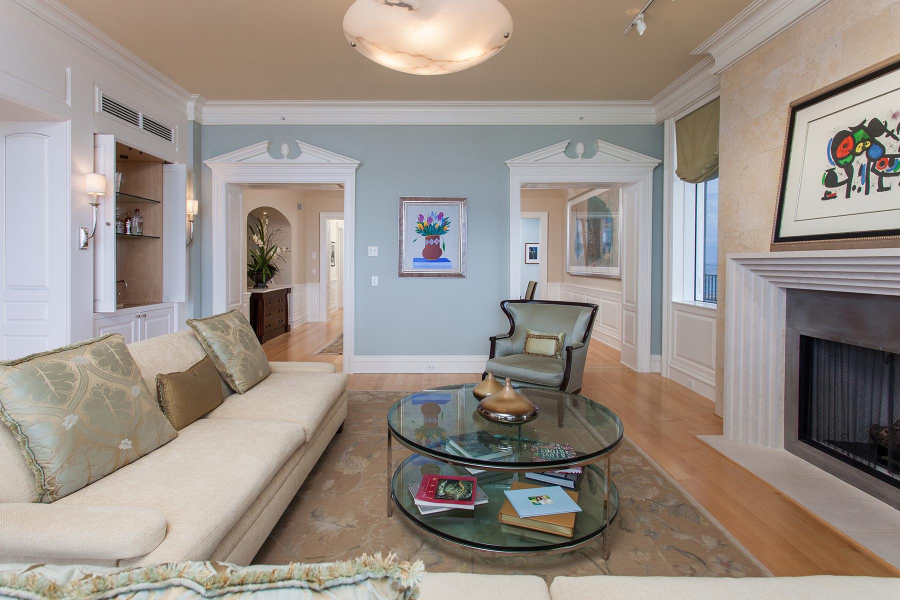 Appartement en copropriété pour l Vente à ST PETERSBURG 300 Beach Dr NE 2801 St. Petersburg, Florida, 33701 États-Unis